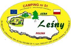 Camping 51 Leśny Łeba